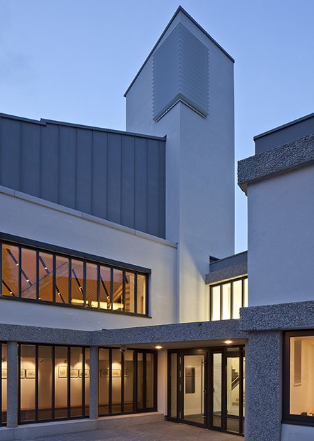 Wolfson College, Oxford - INGINE - Consulting Building Services Engineers