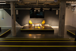 Huckletree Alphabeta Building London - INGINE