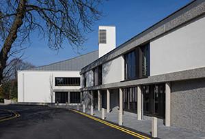 Wolfson College - INGINE
