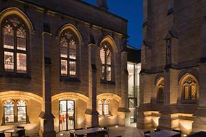 Portfolio - Mansfield College