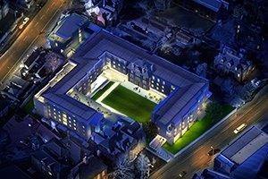 HB Allen Centre - Portfolio - INGINE