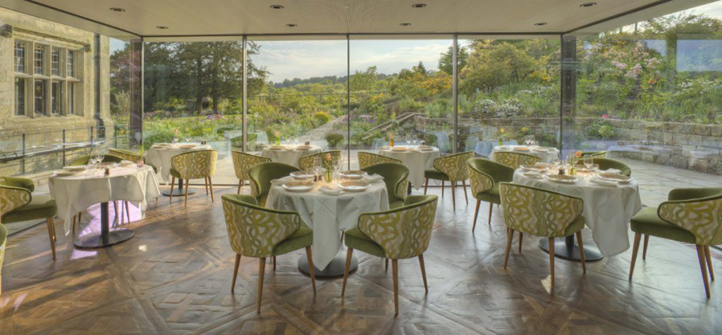 Gravetye Manor - INGINE 2018