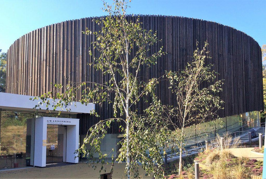 Wellington College, Performing Arts Centre - INGINE